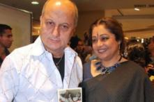 Thank You for Love, Laughter: Anupam Kher to Kirron on 33rd Anniversary