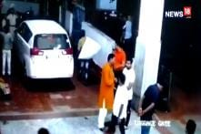 Watch: Is That MP Minister's Car on The Railway Platform?