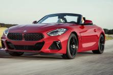 2019 BMW Z4 Roadster Officially Unveiled at Pebble Beach Concours d'Elegance