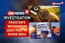 '2020 Referendum' Organised, Funded By Pak's ISI