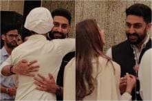 'Is It a Party?': Abhishek Bachchan Brutally Trolled for Laughing at Rajan Nanda's Prayer Meet