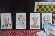 Painted With Blood, 100 Portraits of Freedom Fighters Likely To Be Put Up in Jallianwala Bagh and Red Fort