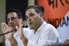 It is Not Breaking, It's Broken, Says Rahul Gandhi on Tanking Rupee