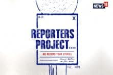 Reporters Project: Going Where The Story Is