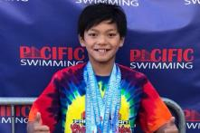 10-year-old Clark Kent Breaks Record Michael Phelps Held For 23 Years