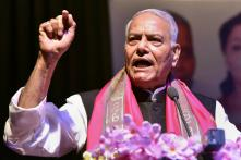 PM Modi's 56-inch Chest Only for Pakistan, Shrinks Upon Mention of China, Says Yashwant Sinha