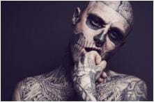 Heavily Tattooed 'Zombie Boy' From Lady Gaga's 'Born This Way' Music Video Commits Suicide at 32