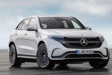 2020 Mercedes-Benz EQC 400 4Matic All-Electric SUV Revealed, To Have 320 Km Mileage