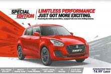Maruti Suzuki Swift Special Edition Launched in India for Rs 4.99 Lakh, Gets New Features