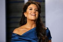 Monica Lewinsky Shuts Down Interview Over 'Off Limits' Clinton Question in Jerusalem
