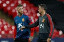 Sergio Ramos Wants World to Fall in Love With Spain Again