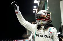 Lewis Hamilton Storms To Stunning Pole in Singapore