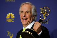 Henry Winkler, Known for Playing it Cool, Excitedly Wins First Emmy