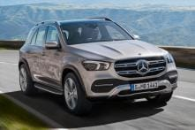 2019 Mercedes-Benz GLE Revealed, to Debut at 2018 Paris Motor Show