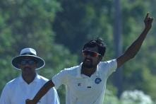 Nadeem's Fifer Puts India A in Command on Day One