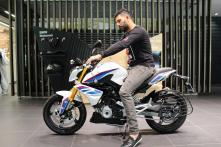 Indian Cricketer Yuvraj Singh Buys BMW G 310 R Motorcycle, Priced at Rs 2.99 Lakh