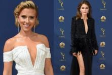 Emmy Awards 2018: Hollywood Divas Dazzle on the Red Carpet