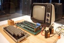 Original Apple-1 Computer Built in The 1970s Sells For $375,000 at Auction