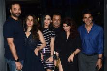 Akshay Kumar's Birthday Party: Bollywood Celebrities Party Hard