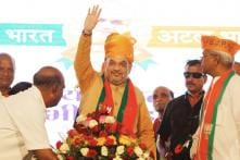 Amit Shah Calls on Bhagwat During RSS Conclave