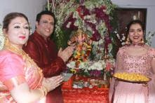 Bollywood Celebrities Bring Lord Ganesha Home; See Pics