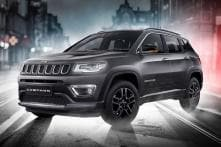 Jeep Compass Black Pack Edition Launched In India For Rs 20.59 Lakh