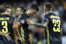 Cristiano Ronaldo Sent Off But 10-man Juventus Ease Past Valencia