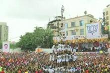 One Dead, 121 Injured in Mumbai's Dahi Handi Celebrations