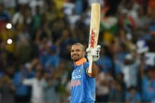 Wanted to be Sensible With My Shots, Have Thrown it Away in the Past: Dhawan