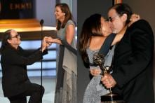 Dir. Glenn Weiss Proposes During Emmys 2018 Acceptance Speech