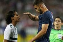 Tyler Adams Off the Mark as USA Sink 10-man Mexico