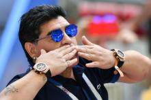 Diego Maradona's New Club Owned by Powerful Clan With Drug Trafficking Ties