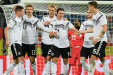 Nico Schulz Strikes on Debut to Grab Germany Win Over Peru