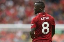 Liverpool's Naby Keita Admits it Will Take Time to be at his Best
