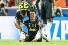 Tearful Cristiano Ronaldo Picks Himself up for Juventus Trip to Frosinone