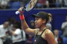 Naomi Osaka Wins 10th Straight Match to Power into Tokyo Final