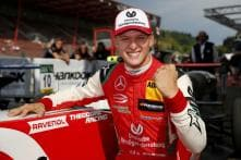 Mick Schumacher Claims Five Straight F3 Victories