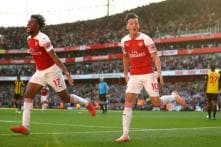 Ozil Holds Key to His Arsenal Future, Says Emery