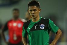All Eyes on Sunil Chhetri as Bengaluru FC Face Delhi Dynamos