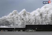 Typhoon Jebi : Japan Hit By Strongest Storm in 25 Years