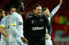 Manchester United Knocked Out of League Cup by Derby County on Penalties