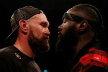 Staples Center Confirmed as Venue for Deontay Wilder v Tyson Fury Heavyweight Boxing Title Bout