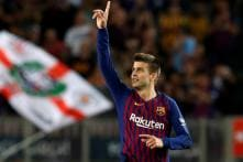 Dembele Shines as Barcelona Move Back to the Top of La Liga.