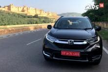 All-New 2018 Honda CR-V SUV to Launch in India Today - Watch it Live Here