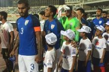 India vs Pakistan Football SAFF Championship Semi-final: India Thrash Arch-rivals Pakistan