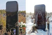 Woman is Remembered With a Tombstone in The Shape of Her Favourite iPhone