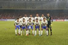 AFC U-16 Championships: South Korea Break Spirited India's World Cup Dream