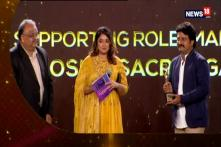 News18 iReel Awards: Jitendra Joshi Won the Best Supporting Actor Award (Male)
