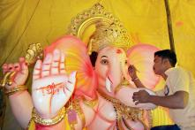Ganesh Festival Kicks off in Maharashtra With Fervour