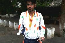 Nation Ashamed After National Level Para-athlete Forced to Beg on Bhopal Streets